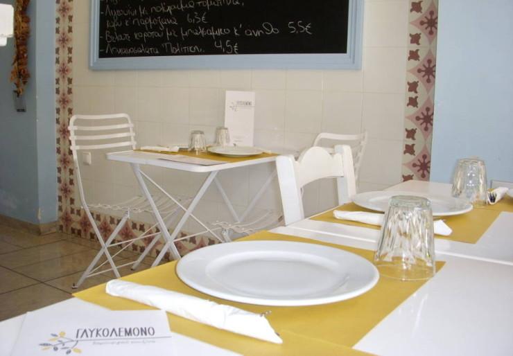 Ελληνικές & μεσογειακές γεύσεις στο εστιατόριο «Γλυκολέμονο», στο Νέο Ψυχικό