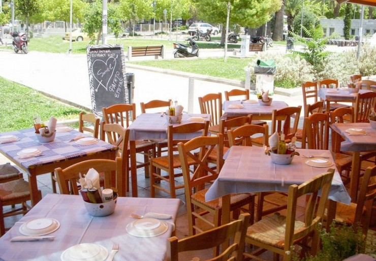 Άνοιξε ο καλοκαιρινός κήπος του εστιατορίου Σανέλ, στο Χαλάνδρι