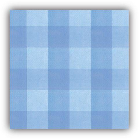 Μπλε καρό τραπεζομάντηλο – σειρά 500