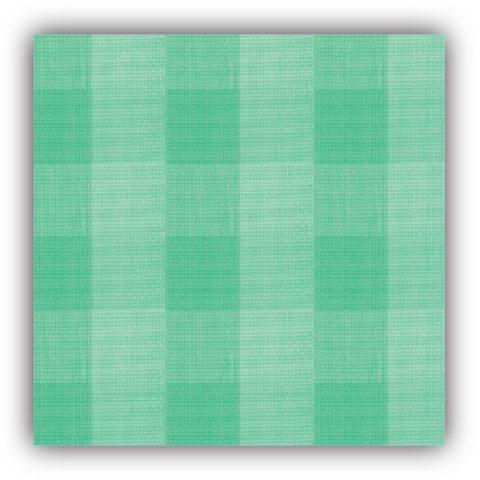 Πράσινο καρό τραπεζομάντηλο – σειρά 500
