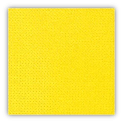 Κίτρινο τραπεζομάντηλο χαρτοΰφασμα