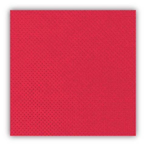 Κόκκινο τραπεζομάντηλο χαρτοΰφασμα