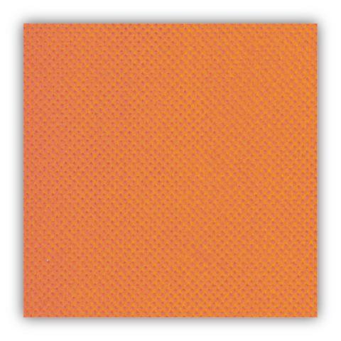 Πορτοκαλί τραπεζομάντηλο χαρτοΰφασμα