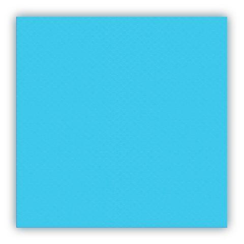 Μονόχρωμο Γαλάζιο τραπεζομάντηλο