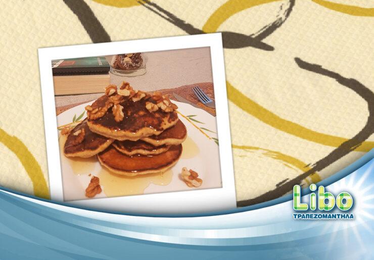 Pancakes Βρώμης, μία υγιεινή συνταγή για πρωινό